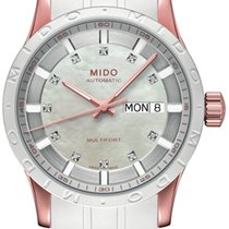 Mido Multifort Damen Automatikuhr M018.830.37.116.80