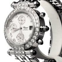 ショパール (Chopard) Imperiale Chronograph Steel Diamonds 38 mm