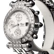 Σοπάρ (Chopard) Imperiale Chronograph Steel Diamonds 38 mm