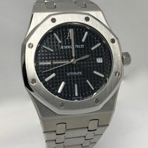 Audemars Piguet Royal Oak Steel 39 Black Dial 15300ST.OO.1220S...