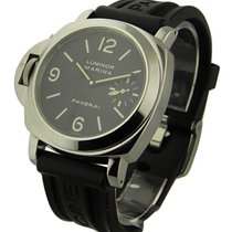 Panerai PAM00022 PAM 22 - Luminor Marina Destro - Steel on...