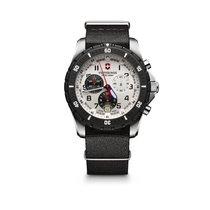 Victorinox Swiss Army Maverick Sport Chronograph white dial,...
