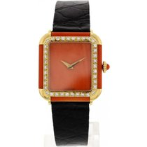 Ebel Ladies Ebel 18K Yellow Gold & Diamond Watch