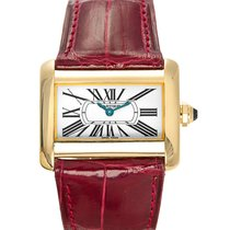 Cartier Watch Tank Divan W6300356