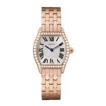 Cartier Tortue Manual Ladies Watch Ref WA501010