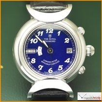 The Royal Diamonds World Time  18K White Gold Limited Edition...