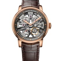 Arnold & Son Nebula Rose Gold
