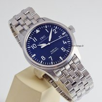 IWC Fliegeruhr Mark XVI box and papers IW3255