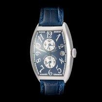 Franck Muller Solid 950 Platinum Special Edition GMT