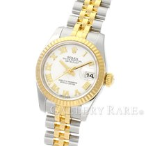 "롤렉스 (Rolex) Datejust Yellow Gold Steel 26MM ""Random..."