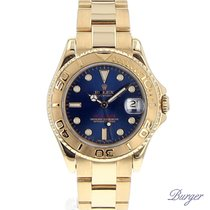Rolex Yachtmaster Midsize Yellow Gold