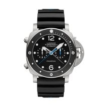 Panerai Luminor 1950 Submersible 3 Days Chrono Flyback...