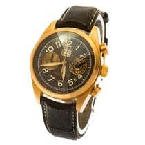 Bell & Ross 126 XL Limited edition vintage chrono - mens...