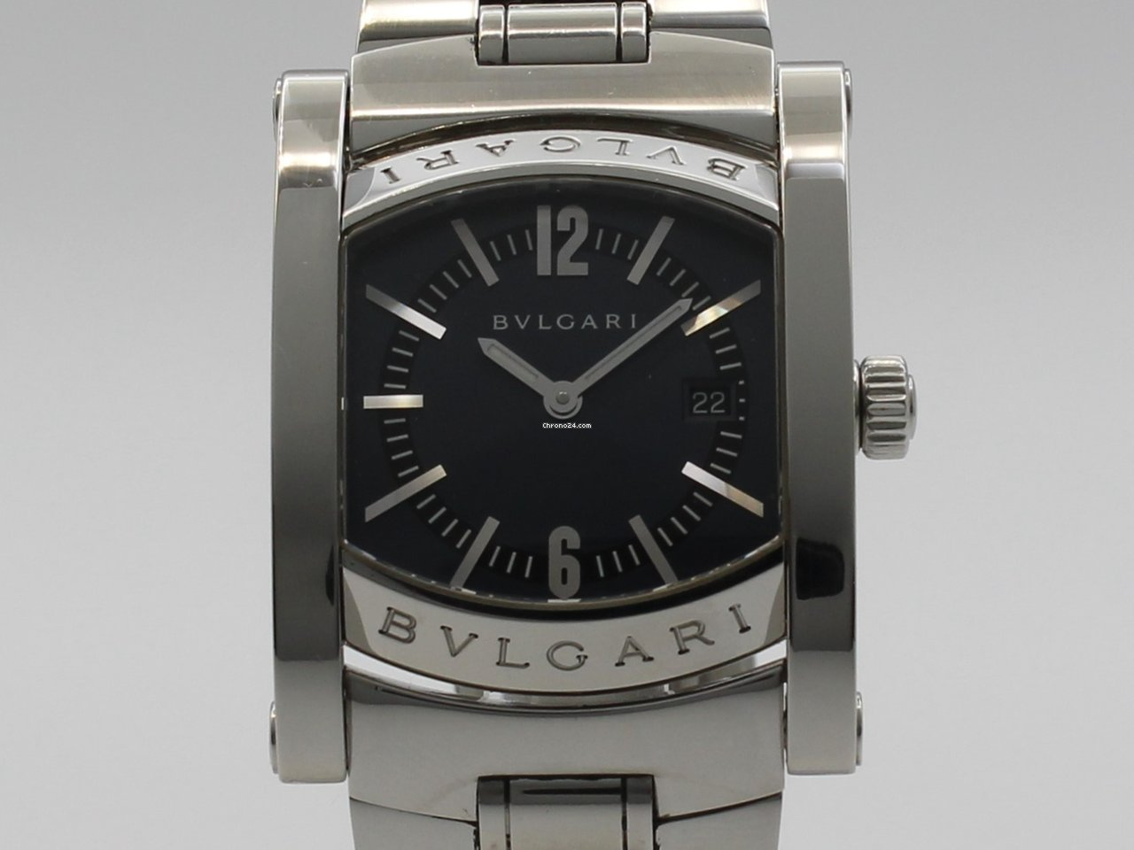 52bc25fee2f Bulgari Assioma Automatic Full Steel AA39S por 1.800 € para vender por um  Trusted Seller na Chrono24