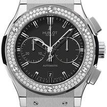 Hublot Unisex Classic Fusion Titanium Watch