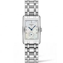 Longines Ladies L55124876 DolceVita Quartz Watch