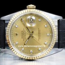 Rolex Datejust Diamonds  Watch  16233