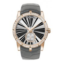 Roger Dubuis Exalibur 36 - NEW - with B + P Listprice €...
