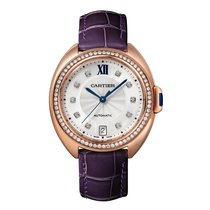 Cartier Cle  Mid-Size Watch Ref WJCL0039