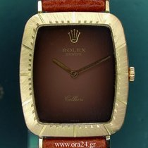 Ρολεξ (Rolex) Cellini 4087 Manual Winding 18k Yellow Gold...