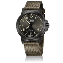 Oris Men's 735 7641 4263-07 5 22 22G BC3 An Eye Catching...