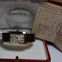 Cartier Tank Américaine  oro