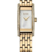 Hugo Boss 1502384 Ladies Cocktail Damenuhr gold 18mm 3ATM