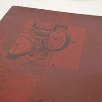 Cartier Uhren Katalog Catalogue Mit Preisliste 2002