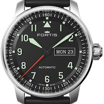 Fortis Aviatis Flieger Professional 704.21.11L.01 Herren...