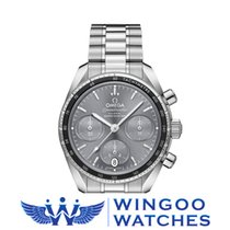 Omega SPEEDMASTER 38 CO-AXIAL CHRONOGRAPH 38 MM Ref. 324.30.38...