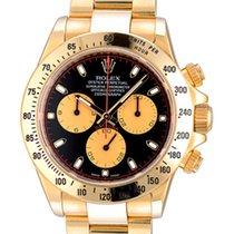 Rolex Cosmograph Daytona Yellow Gold