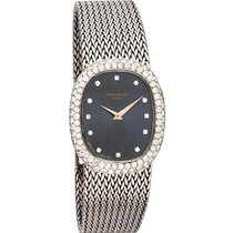Patek Philippe 4258/1 Ellipse Ladies Manual in White Gold with...