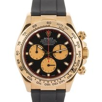 Rolex Daytona D Serial 40mm In Oro Giallo 18kt Quadrante Paul...