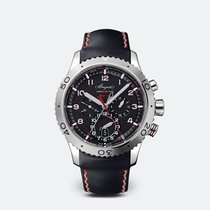 Breguet Transatlantique Type XXII Flyback Chronograph 44mm