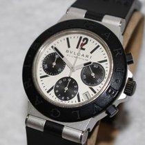 Bulgari Aluminium Automatic Chronograph AC 38 TA - Men's...