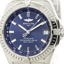 ブライトリング (Breitling) Wings Chronometer Steel Automatic Mens...