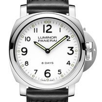 Panerai Luminor Base 8 Days Acciaio Pam561