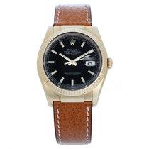 Ρολεξ (Rolex) Datejust 18k Yellow Gold Men's Watch on...