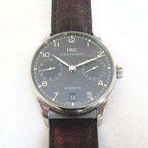 IWC Portuguese Automatic white gold