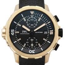 IWC Aquatimer Chronograph Edition Expedition Charles Darwin