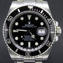 Rolex Submariner Date  Steel Ceramic Bezel, Full Set 2011, MINT