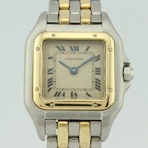 カルティエ (Cartier) Panthere Quartz 18k Gold and Steel Lady 188921