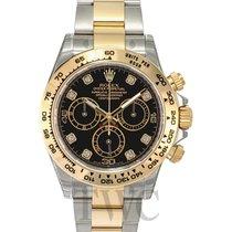 ロレックス (Rolex) Daytona Black/18k gold G 40mm - 116503