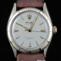 Rolex Oyster Perpetual Bubble Back 6085 Gold 10Kt Automatic