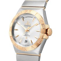 Omega CONSTELLATION CO-AXIAL Automatic 38MM 123.25.38.22.02.001