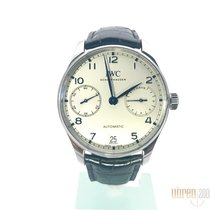IWC Portugieser Automatic 7 Tage IW500705 aus 2015 D-Papiere