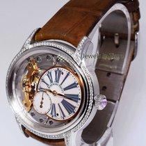 Audemars Piguet Millenary 18k Gold & Diamond Ladies Watch