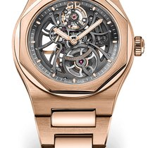 Girard Perregaux LAUREATO SKELETON Pink Gold 42mm 81015.52.002...