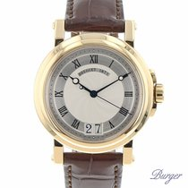 Μπρεγκέ (Breguet) Marine Big Date Automatic Yellow Gold