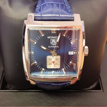 TAG Heuer Monaco WW2111 - Serviced By Tag Heuer